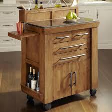 kitchen island rolling bathroom vintage brushed steel brass bar cart park eighth
