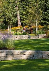 Backyard Pictures Ideas Landscape Best 25 Retaining Walls Ideas On Pinterest Retaining Wall Patio