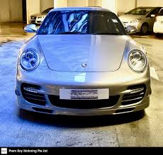 used porsche 911 singapore buy used porsche 911 turbo coupe pdk 3 8 car in singapore