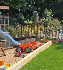 triyae com u003d mulch backyard playground various design