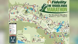 Sf Marathon Map Marathons Abc13 Com