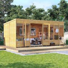 Garden Shed Summer House - garden shed summer house ebay