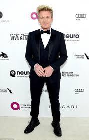 Designing Women Aids Caitlyn Jenner And Mariah Carey Dazzle At Elton John U0027s Oscars 2016