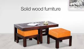 Cheap Sofa Sets Online In India Ottomans And Benches U2013 Woodtek