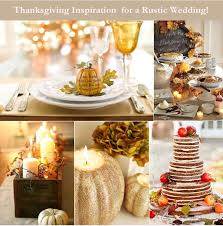 ideas for a thanksgiving wedding gobble gobble rustic