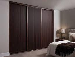 Wooden Closet Door Wood Sliding Closet Doors