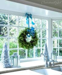Classy Christmas Window Decorations by 85 Best Holidays Window Ideas Images On Pinterest Christmas