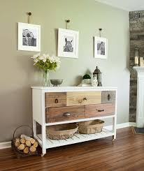 Farmhouse Console Table Simple Tweaks For 3 Modern Farmhouse Furniture Projects