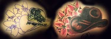 cowboy tattoos and designs page 42