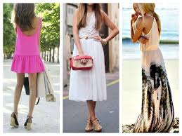 cool dresses as dog days of summer roll in dresses in all lengths make it cool