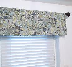 Livingroom Valances Chic Blue Valance Curtain 145 Slate Blue Valance Curtains Kitchen