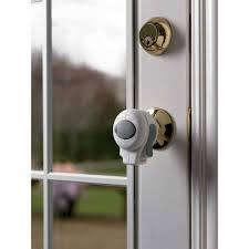 locking closet door knob