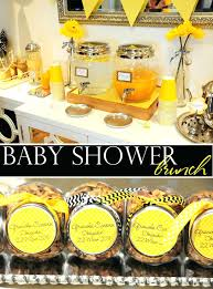 yellow baby shower ideas yellow themed baby shower ideas baby shower gift ideas