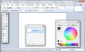 paint net 3 5 11 design u0026 illustration downloads tech advisor