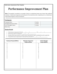 performance appraisal sample myfit co