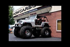 jeep amc 1986 amc jeep cj7 390 on rockwells american dream machines