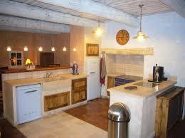 cuisine provencale avec ilot exceptionnel cuisine avec ilot central et bar 16 cuisine
