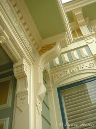 the perfect paint schemes for house exterior victorian leaves