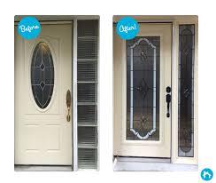 Glass Inserts For Exterior Doors 24 X 66 Door Glass Inserts For Exterior Doors Zabitat