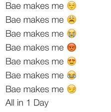 100 bae quotes for him and