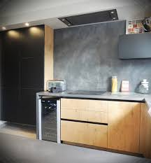cuisine beton cire cuisine bois beton cire placecalledgrace com