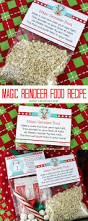 The Ultimate Retro Christmas Guide by Magic Reindeer Food Recipe And Printable Magic Reindeer Food