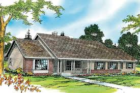 ranch house ranch house plans alpine 30 043 associated designs