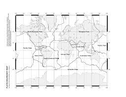 Geologic Time Scale Worksheet Plate Tectonics Ms Ash U0027s Science Website