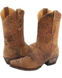 gringo womens boots sale lyst shop s gringo boots from 88