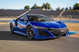 Acura Nsx Power Build Your Dream 2017 Acura Nsx In The New Online Configurator