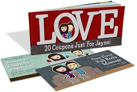 personalized s day gift for personalized valentines day gift coupons