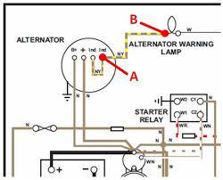 system is charging alternator light won u0027t go out mgb u0026 gt