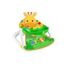 Babies R Us Vibrating Chair Fisher Price Giraffe Sit Me Up Floor Seat With Snack Tray Fisher