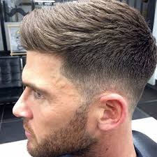 taper fade haircut types of fades men s hairstyles haircuts 2018
