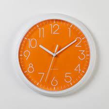 pendules cuisine pendule originale pour cuisine le stickers chiffres horloge