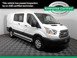 used ford transit van for sale special offers edmunds