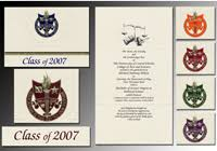 academy graduation invitations the of alabama at birmingham graduation announcements
