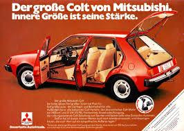 colt mitsubishi old mitsubishi colt magazine ad anzeige ams 1979 01 a photo on