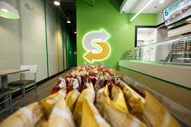 subway brings u0027fresh forward u0027 with new restaurant design