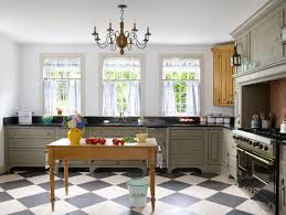 white kitchen floor tile ideas black and white kitchen tiles outofhome