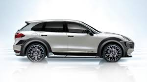 cayenne porsche 2010 speedart titan evo based on porsche cayenne ii previewed