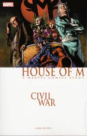 house of m civil war house of m tpb 2016 marvel 2nd edition comic books