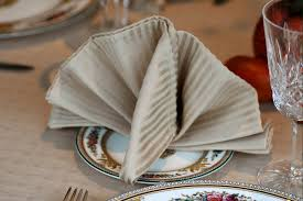 napkin folding for thanksgiving dinner savoring time in the kitchen mustard puffs and how to make a