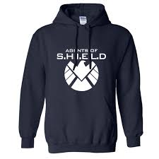 bureau plus god shield bureau hoodies clothes and autumn and winter