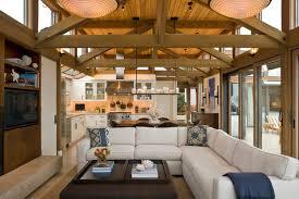 Designing A Media Room - l shaped living room houzz