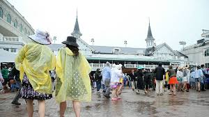 Kentucky travel weather images Kentucky derby 2016 live odds how weather rain affect betting jpg