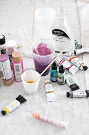 how to marbleize paper u2013 trials u0026 errors u2013 a beautiful mess