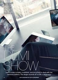 demi lovato in allure magazine february 2016 issue hawtcelebs