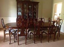 Thomasville Wood Dining Room Furniture Sets EBay - Thomasville dining room chairs
