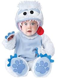 abominable snowman costume incharacter baby s abominable snowbaby costume clothing